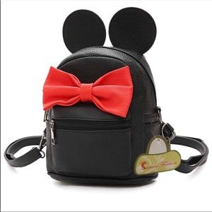 Minnie Mouse Backpack for Disney Brand New
